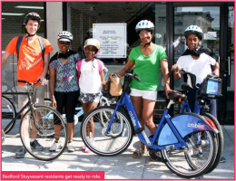 Bringing Equitable Bike Share To Bed-stuy (March 2017)